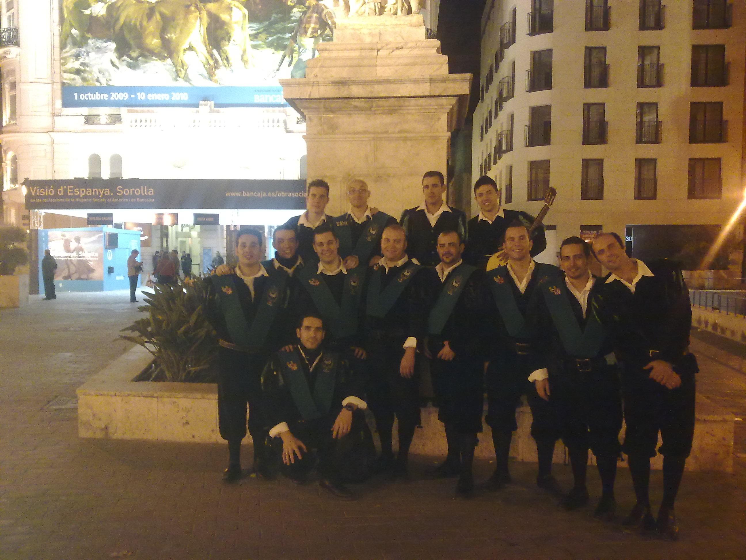 XI Certamen Nacional de Tunas de Ciencias (Valencia)